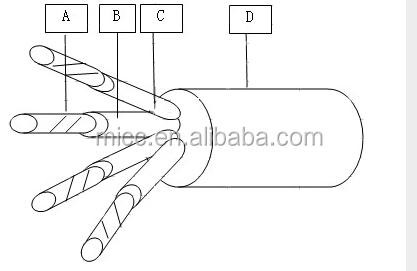 4 Wire Rtd Cable 4 Wire Load Cell Cable Wiring Diagram