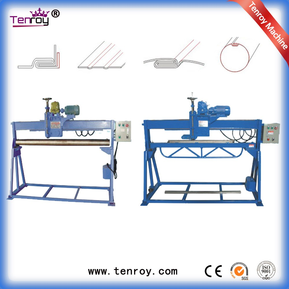 medium resolution of tenroy free sample for venti duct metal hose production machine machine new square hvac duct making machine auto duct line 4