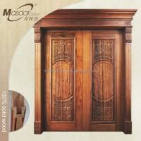 Luxury 48 Inch Wooden Double Door Designs For Indian Homes ...