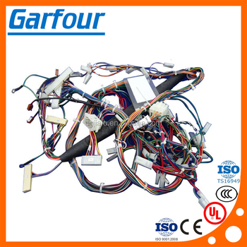 Automobile Wire Harness Assembly Vehicle Wire Harness Volvo