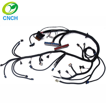 Standalone Wiring Harness For Gm Ls1 Vortec Engine Dbc T56