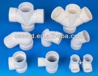 Pvc Pipe Fittings For Water Supply - Buy Pvc Pipe Fittings ...
