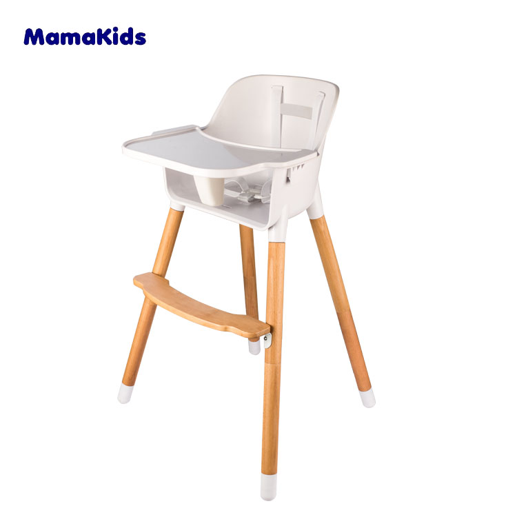 high chair wooden legs diy no sew dining room covers best selling baby feeding highchair approved en14988