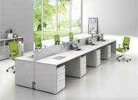 Modern Office Workstation Layout Design,Aluminum Partition ...