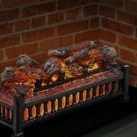Decorative Electric Fireplace Logs Inserts With Heat - Buy ...