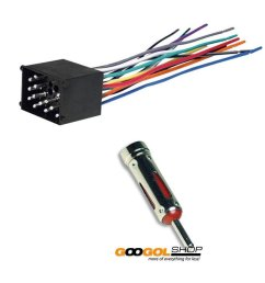 buy car stereo radio cd player installation kit wire harness antenna for bmw in cheap price on m alibaba com [ 1000 x 1000 Pixel ]