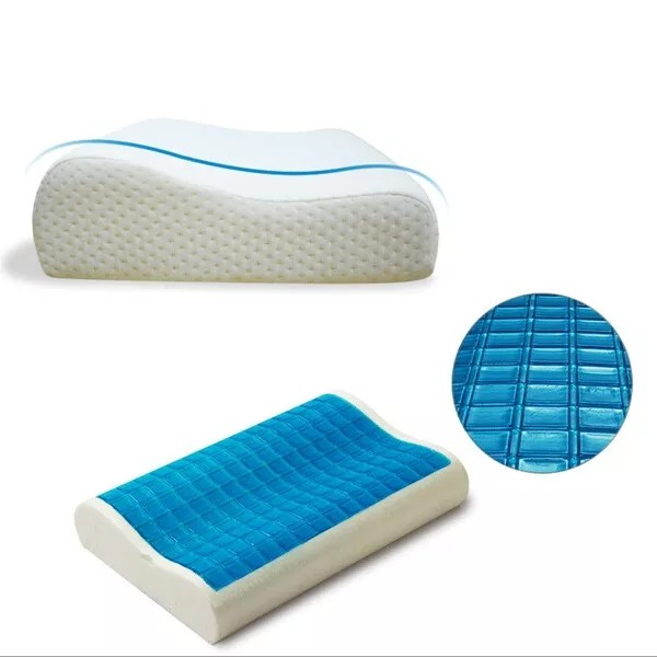 polyurethane foam healthy gel memory foam pillow buy memory foam pillow healthy gel pillow polyurethane foam gel pillow product on alibaba com