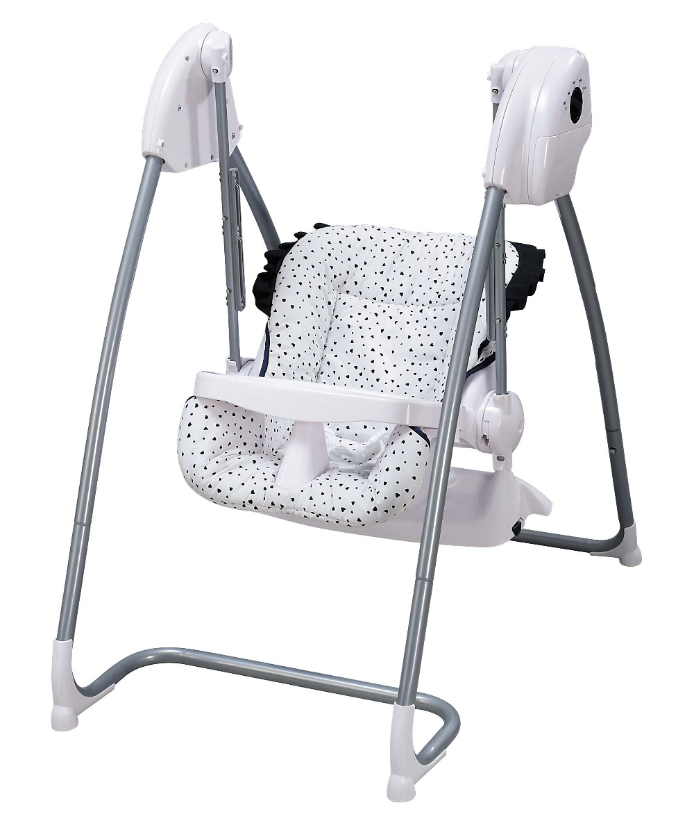 Baby Electric Rocking Chair Cradle Baby Chair Portable