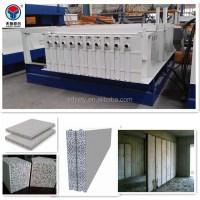 Perlite Lightweight Concrete Wall Panel Machine - Buy ...