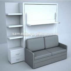 Sofa Bed 3 Fold Mattress Macy S Covers Space Saving Furniture,space Wall With ...