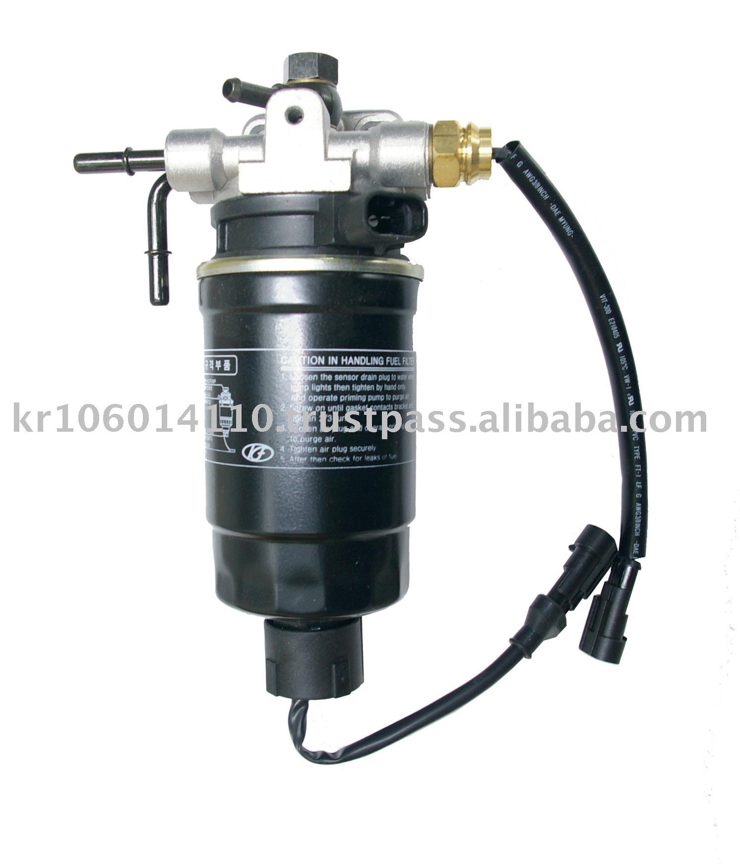 hight resolution of crdi fuel filter new sportage kia tucson hyundai