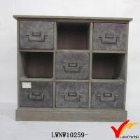 Decorative Storage Free Standing Wood Cabinet Drawer - Buy ...