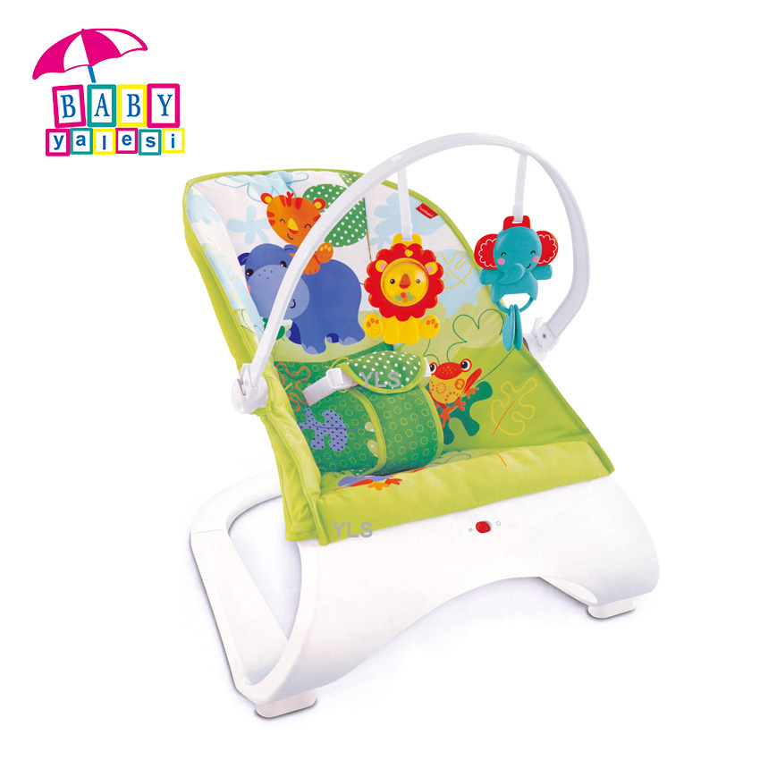 vibrating chair baby bed to transfer equipment 2017 bouncer electric rocking for sale