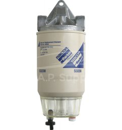 get quotations 3150r racor fuel filter water separator assembly [ 1000 x 1000 Pixel ]