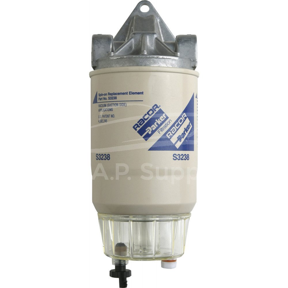 medium resolution of get quotations 3150r racor fuel filter water separator assembly