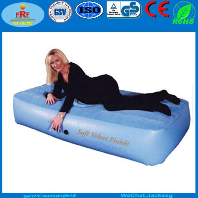 Pvc Inflatable Pregnancy Mattress Bed Pregnant Woman Air
