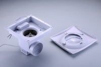 Pipe -type Exhaust Fan Bathroom Ceiling Exhaust Fan With ...