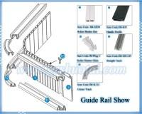 elegant design kitchen cabinet roller shutter for doors