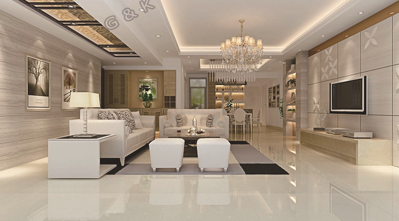living room prices gaming pc setup dubai cheap wall porcelanato glazed white marble tile