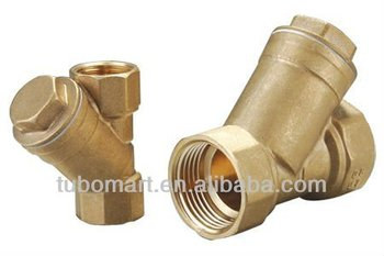 Good Quality Check Valves Plumbing Part Brass Valve Buy Stop Check Water Check Valve With Y Shape Cw617 Brass Check Valve Product On Alibaba Com