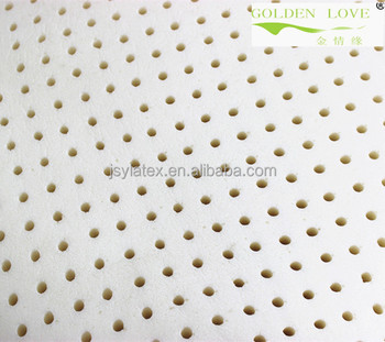 Natural Latex Inflatable Rubber Air Mattress