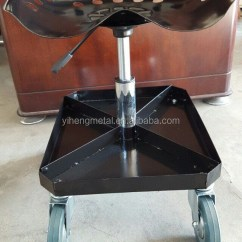 Kitchen Chair Seat Replacement Reface Old Cabinets Adjustable Hydraulic Stool Garage Workshop ...