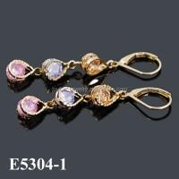 Fake Gold Jewelry Columbia Jewelry Big Stone Earrings ...