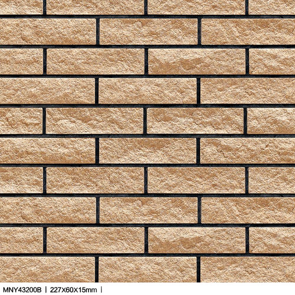 Bright Design Split Rock Ceramic Wall Tiles For Villa