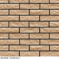 Bright Design Split Rock Ceramic Wall Tiles For Villa