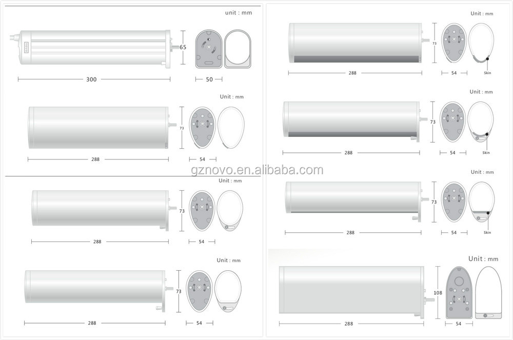Novo Electric Stage Curtain,Automatic Curtain Motors