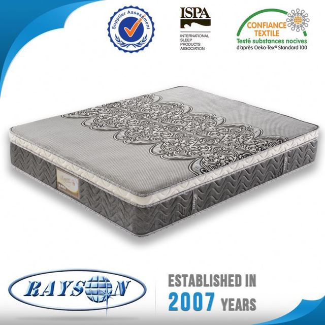 Best Quality Customized Size Pocket Spring Weight Of A Queen Mattress