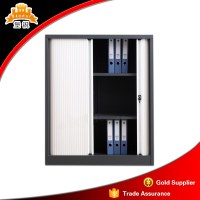 Steel Vertical Sliding Plastic Rollers Shutter Door Metal ...