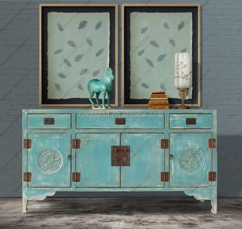 Chinesisches Wohnzimmer Sideboard Chinesische Antike Mbel