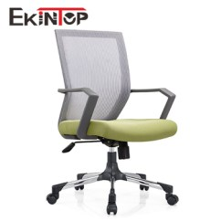 Steelcase Chair Parts Silver Vanity Cheap 150kg Weight Seat Mesh Office Replacement Spare Foshan