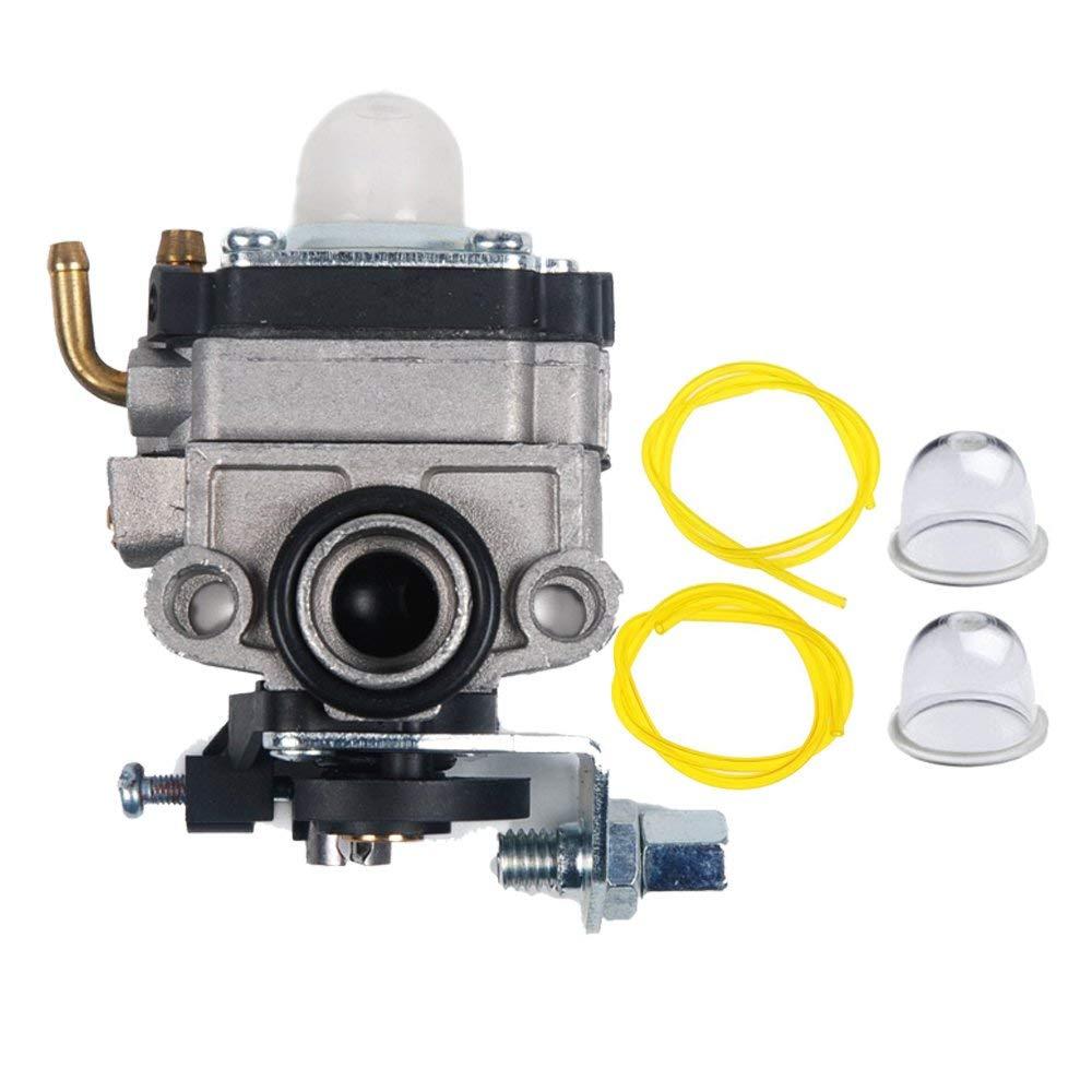 hight resolution of get quotations 753 04745 753 04296 753 1225 carburetor primer bulb fuel line kit for
