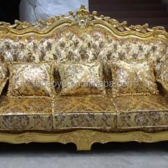 Drawing Room Sofa Images Sears Table Royal Living Furniture,golden Dubai Design ...