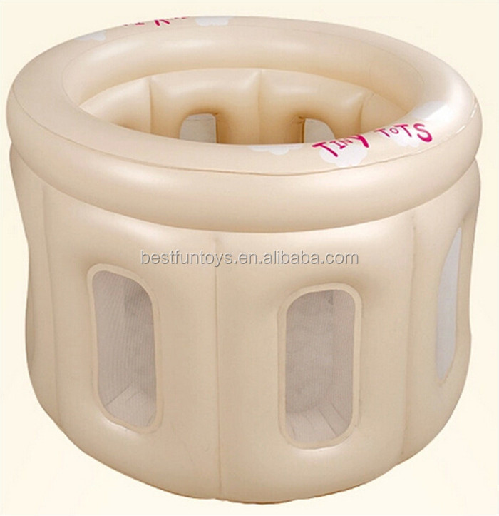 Multifunctional Inflatable Baby Cribs Bed Safety Playpens