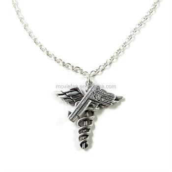 Sherlock Holmes Inspired Necklace Simply Watson Jewelry In