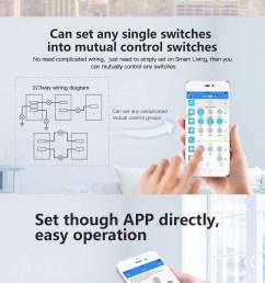 amazon echo alexa and google home 2 gang 1 way 2 way wifi light switch for [ 1200 x 2734 Pixel ]