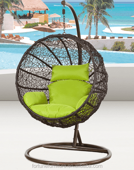 hanging chairs garden furniture swivel chair meaning outdoor egg swing rattan wicker buy