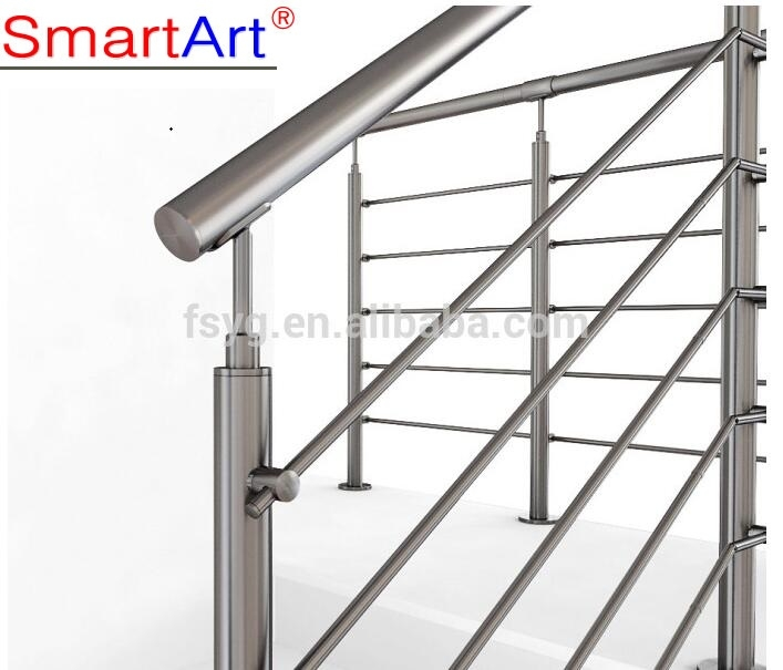 Stainless Steel Stairway Handrail For Outdoor Steps Buy Stairway | Stainless Steel Handrails For Outdoor Steps | Modern | Safety | Staircase | Garden | External