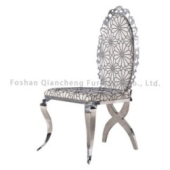 Dining Chairs With Stainless Steel Legs Accent Under 100 00 Fabric Upholstered Buy