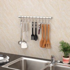 Kitchen Hooks Clearance Furniture Wall Hanging Cup Stainless Steel S Hook