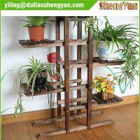 Outdoor Garden Wood Flower Rack,Plant Stand - Buy Flower ...