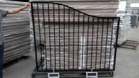 Decorative Powder Coated Aluminum Fence Post - Buy ...
