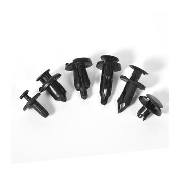 universal auto plastic clips