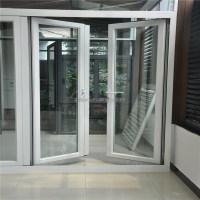 Home Design Front Door Designs Double Tempered Glass Door ...