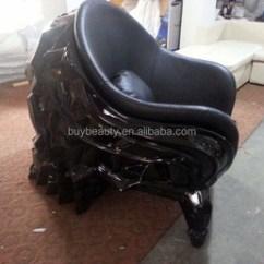Black Skull Chair Dog Wheel Fiberglass Armchair Wholesale Suppliers Alibaba