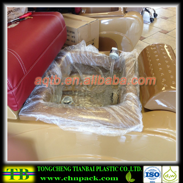 pedicure chair disposable liners wheel price in nepal spa liner tub
