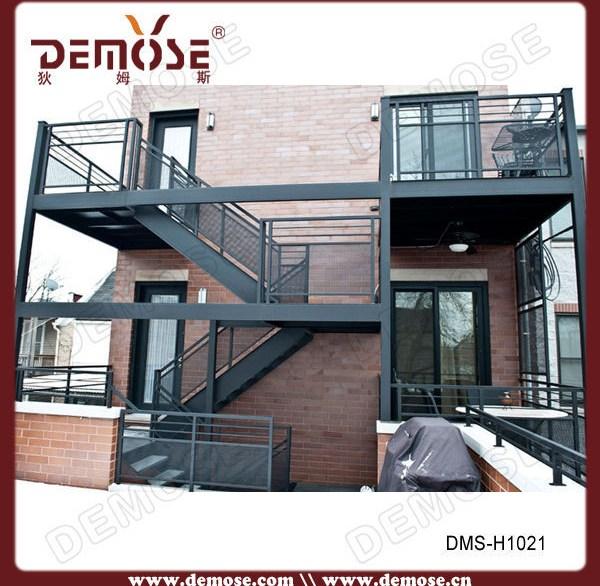 Outdoor Steel Metal Stairs Composite Stair Treads Buy Outdoor | Outdoor Metal Stair Steps | Stair Railing | Stair Riser | Deck Stairs | Stair Stringer | Wrought Iron Railings